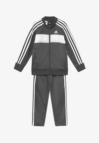 adidas Performance - TIBERIO SET - Trainingspak - dark grey - 3