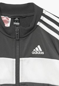 adidas Performance - TIBERIO SET - Trainingspak - dark grey - 4