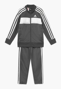 adidas Performance - TIBERIO SET - Trainingspak - dark grey - 0