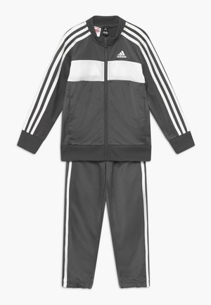 TIBERIO SET - Tracksuit - dark grey