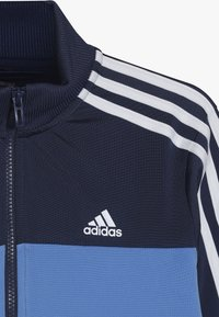 adidas Performance - TIBERIO SET - Trainingspak - blue/light blue/white - 6