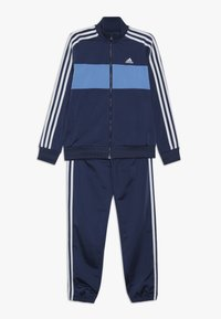 adidas Performance - TIBERIO SET - Chándal - blue/light blue/white - 0