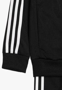 adidas Performance - TIBERIO SET - Verryttelypuku - black/actmar/white - 3