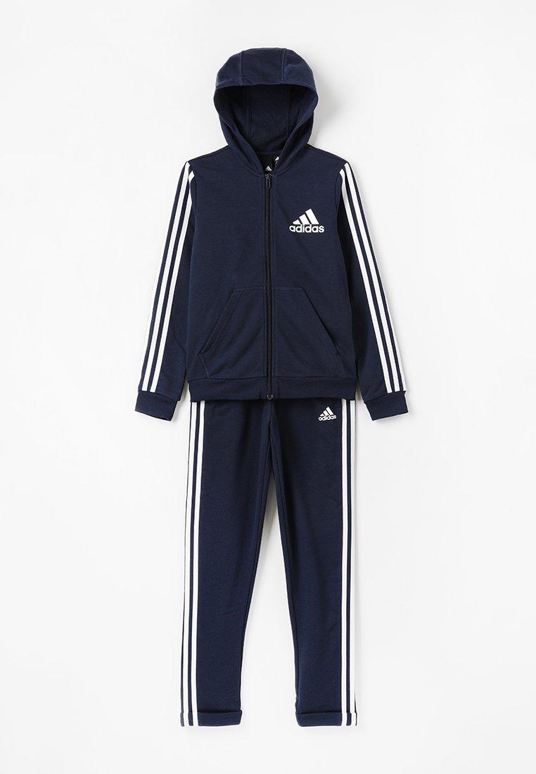 adidas Performance - Trainingsanzug - dark blue