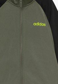 adidas Performance - ENTRY SET - Trainingsanzug - green - 4