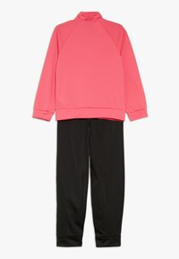 adidas Performance - ENTRY SET - Tracksuit - real pink/white/black - 1