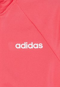 adidas Performance - ENTRY SET - Tracksuit - real pink/white/black - 5