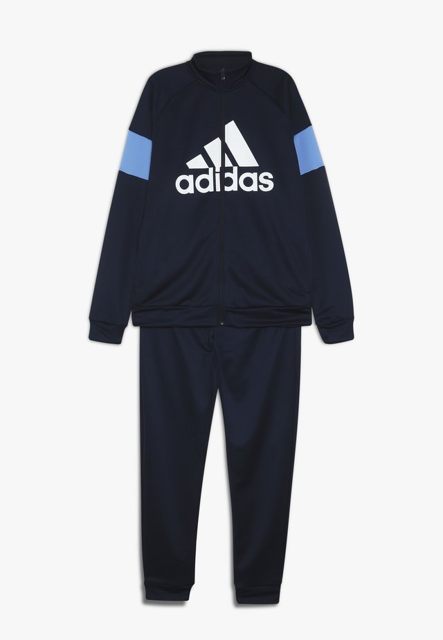 Tracksuit - collegiate navy/real blue/white