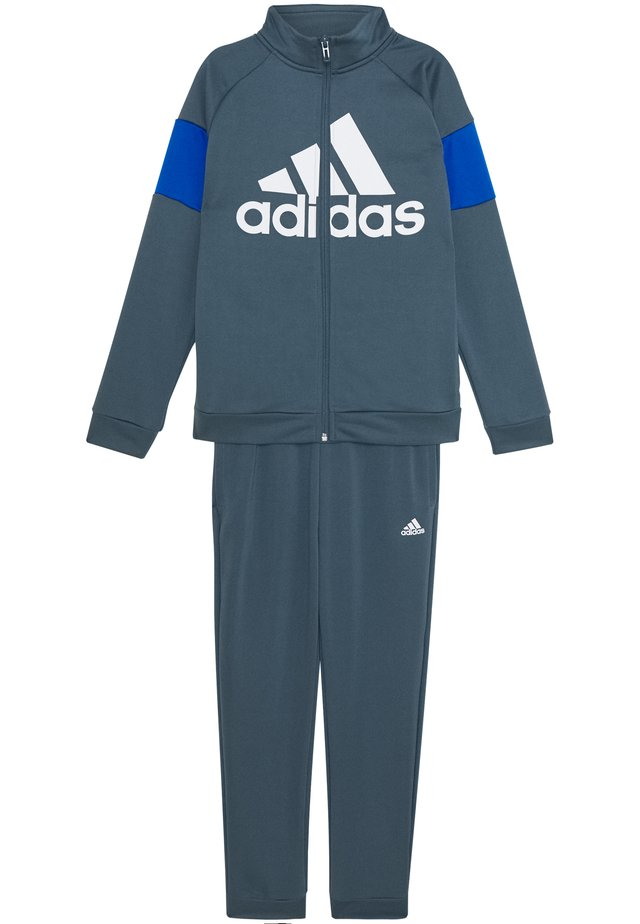 Tracksuit - blue/white