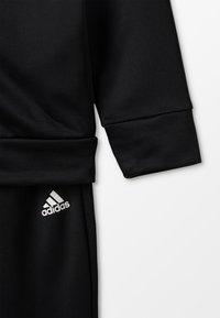 adidas Performance - Verryttelypuku - black/white - 4
