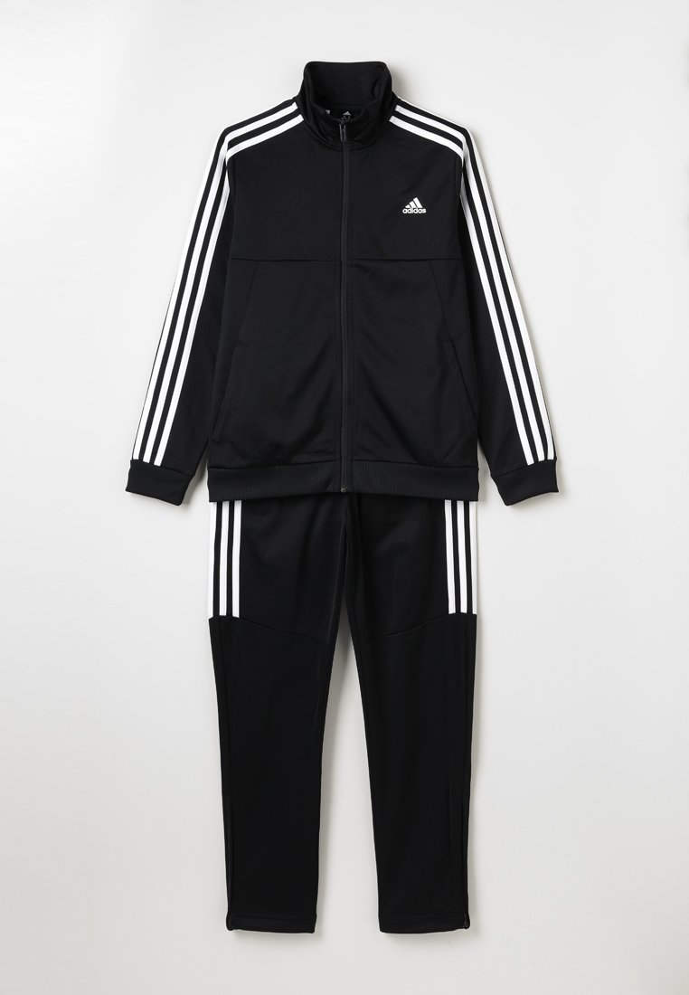 adidas Performance - TIRO - Tuta - black/white