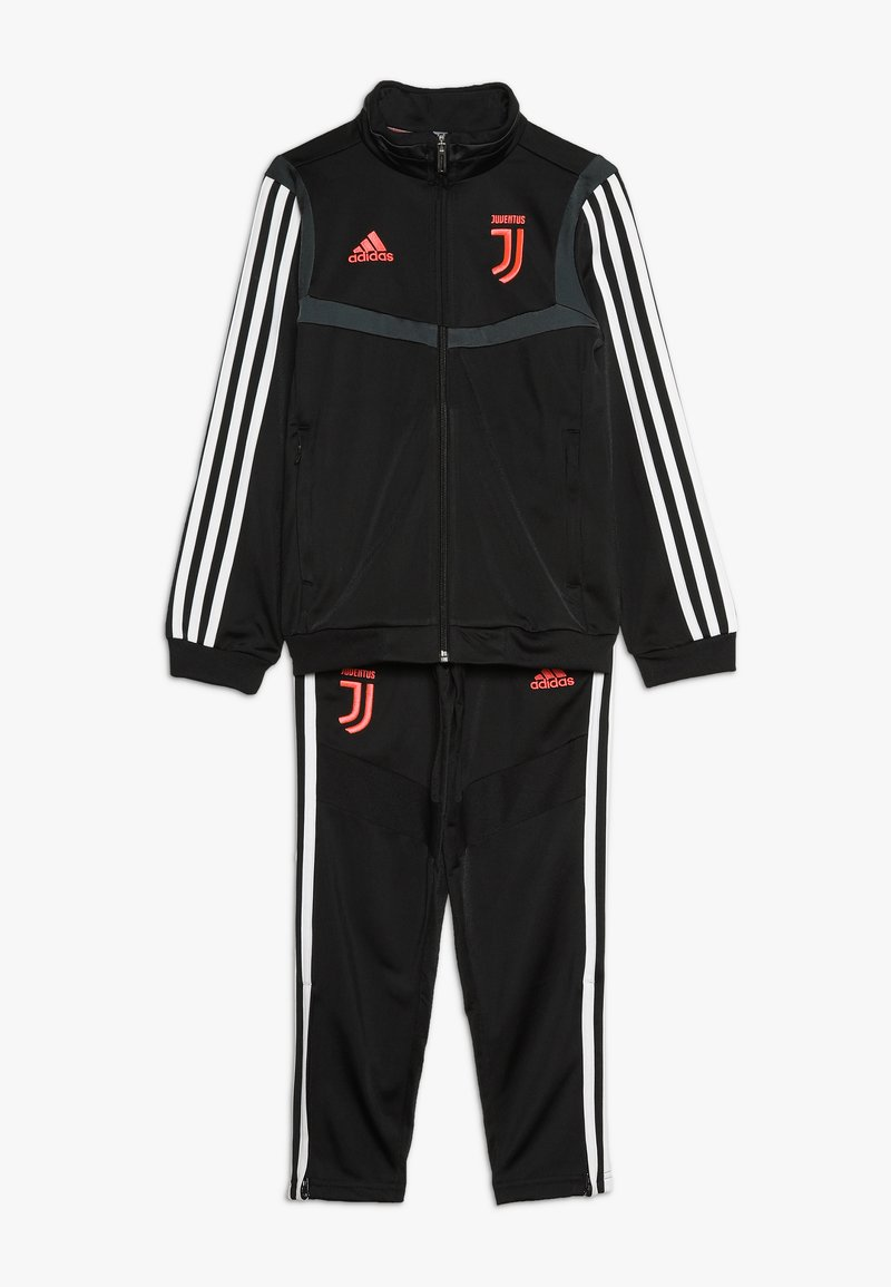 adidas Performance - JUVENTUS TURIN SUIT - Fanartikel - black