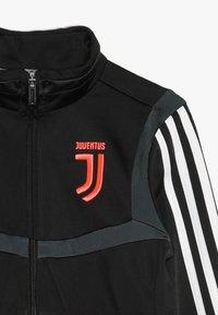 adidas Performance - JUVENTUS TURIN SUIT - Fanartikel - black - 3