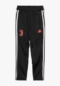 adidas Performance - JUVENTUS TURIN SUIT - Fanartikel - black - 2