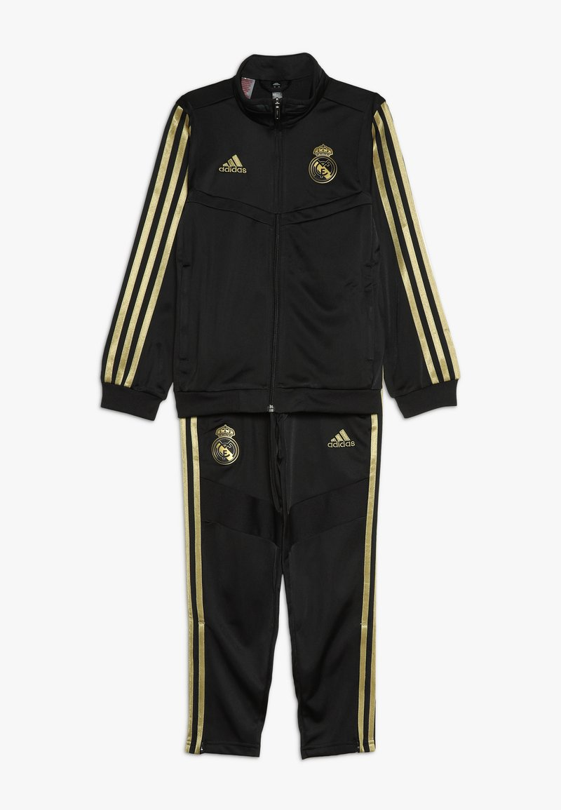adidas Performance - REAL MADRID - Vereinsmannschaften - black