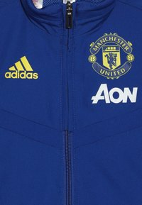 adidas Performance - MANCHESTER UNITED FC SUIT - Fanartikel - blue - 6