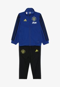adidas Performance - MANCHESTER UNITED FC SUIT - Fanartikel - blue - 5