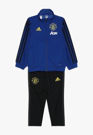 MANCHESTER UNITED FC SUIT - Klubové oblečení - blue