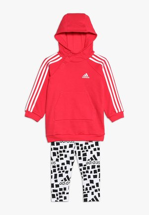 Tracksuit - pink/white