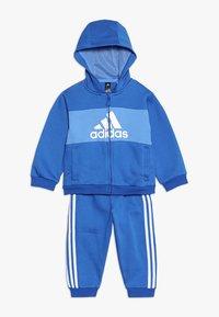 adidas Performance - Træningssæt - blue/white - 0