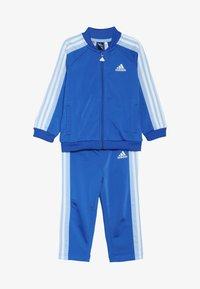 adidas Performance - I SHINY  - Träningsset - blue/glow blue/white - 4