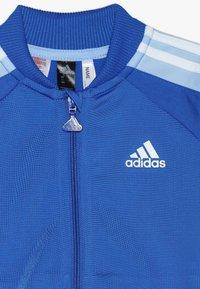 adidas Performance - I SHINY  - Träningsset - blue/glow blue/white - 5