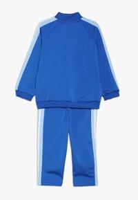 adidas Performance - I SHINY  - Träningsset - blue/glow blue/white - 1