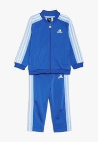 adidas Performance - I SHINY  - Träningsset - blue/glow blue/white - 0