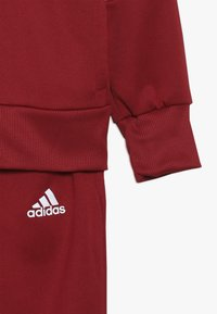 adidas Performance - HOOD - Tracksuit - glow pink/active maroon/white - 4