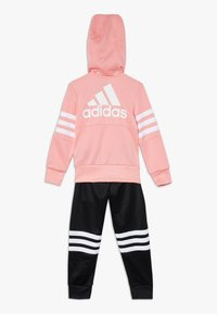 adidas Performance - HOOD SET - Survêtement - glow pink/white - 1