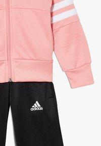 adidas Performance - HOOD SET - Survêtement - glow pink/white - 6