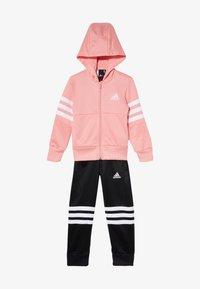 adidas Performance - HOOD SET - Survêtement - glow pink/white - 5
