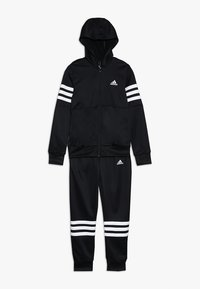 adidas Performance - HOOD SET - Tuta - black/white - 0