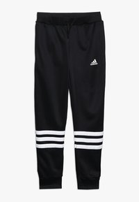 adidas Performance - HOOD SET - Tuta - black/white - 2