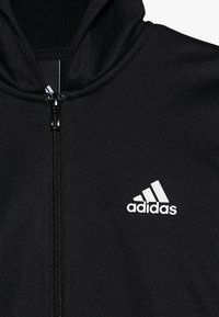 adidas Performance - HOOD SET - Tuta - black/white - 5