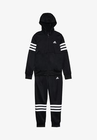 adidas Performance - HOOD SET - Tuta - black/white - 4