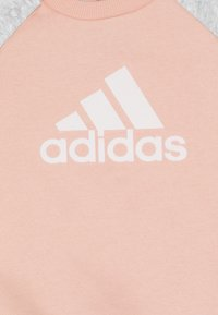 adidas Performance - LOGO - Chándal - glow pink/light grey heather/white - 5