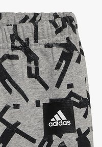adidas Performance - ID - Tuta - medium grey heather/black - 3