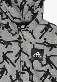 adidas Performance - ID - Tuta - medium grey heather/black - 5