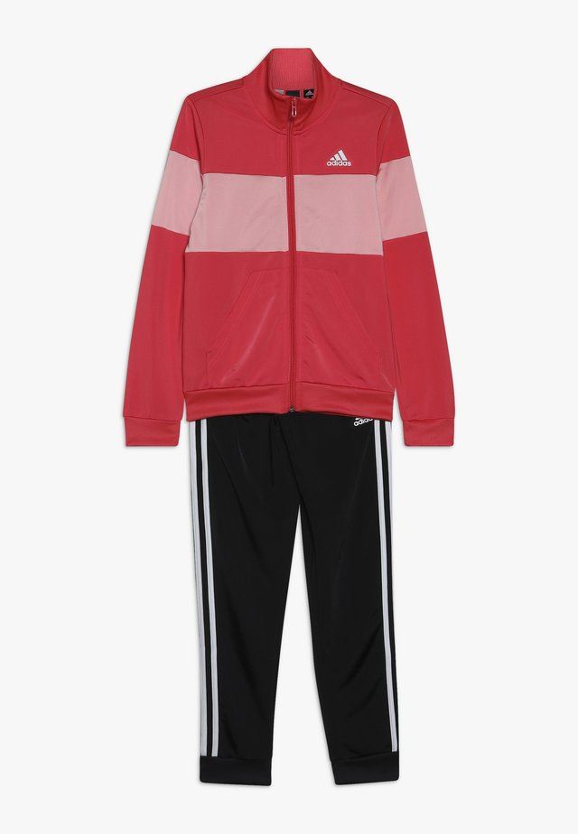 ESSENTIALS SPORT INSPIRED TRACKSUIT BABY SET - Tracksuit - pink
