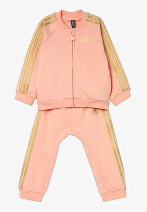 HOLIDAY - Tracksuit - pink/gold