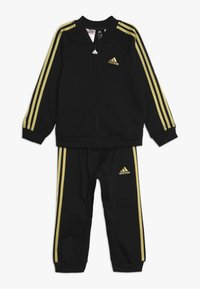 adidas Performance - HOLIDAY - Chándal - black/gold - 0