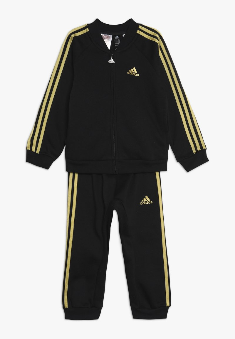 adidas Performance - HOLIDAY - Chándal - black/gold
