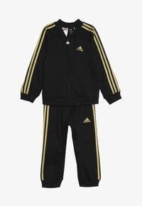 adidas Performance - HOLIDAY - Chándal - black/gold - 5