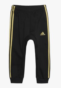 adidas Performance - HOLIDAY - Chándal - black/gold - 2