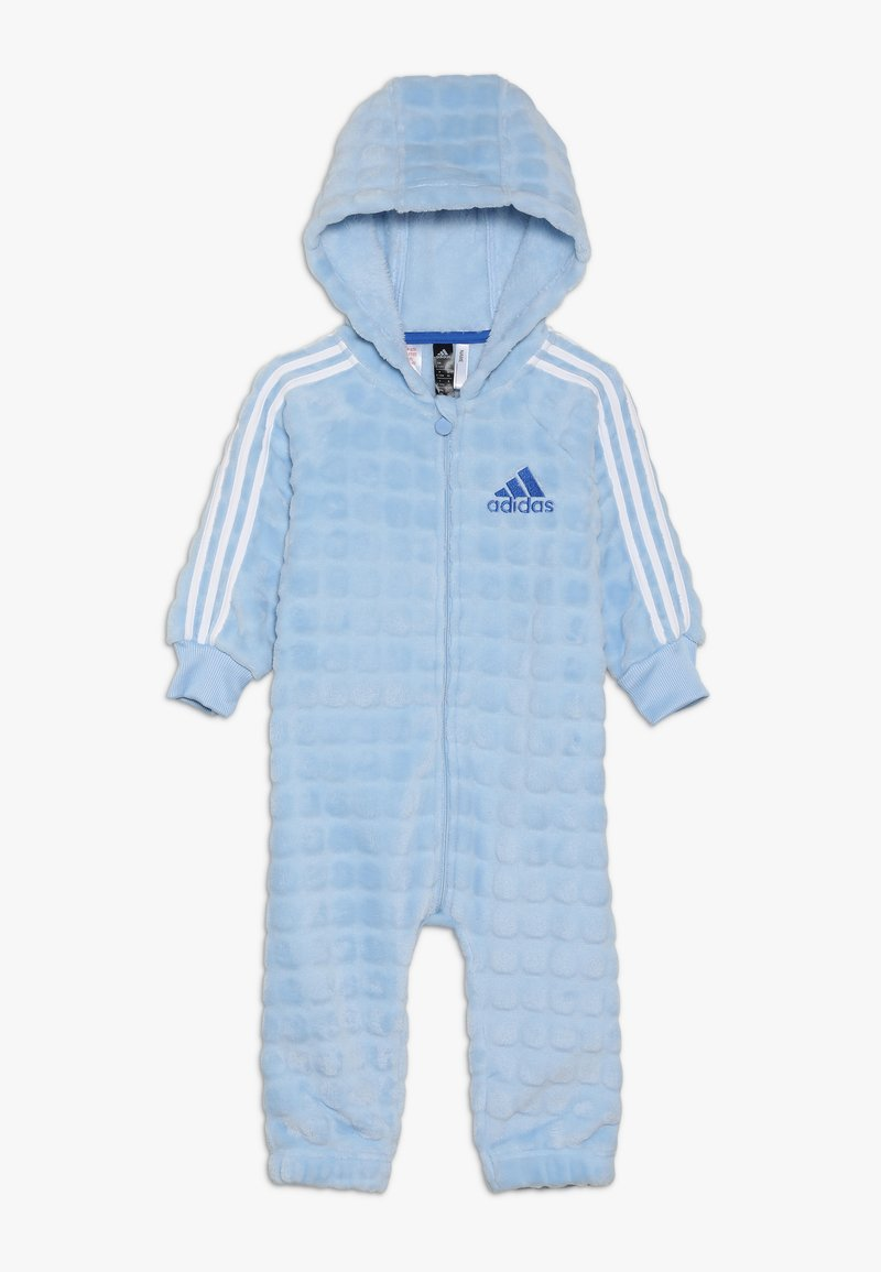 adidas Performance - ONESIE - Træningssæt - blue/white
