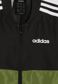 adidas Performance - Trainingspak - tech olive/black - 6