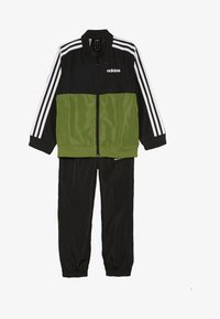 adidas Performance - Trainingspak - tech olive/black - 5