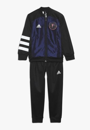 PAUL POGBA SUIT - Trainingspak - black/purple/white