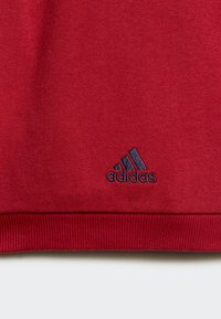 adidas Performance - GRAPHIC TERRY JOGGER SET - Felpa - red - 7